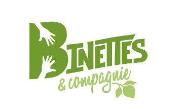 Le logo de Binettes, tout nouveau, tout beau !
